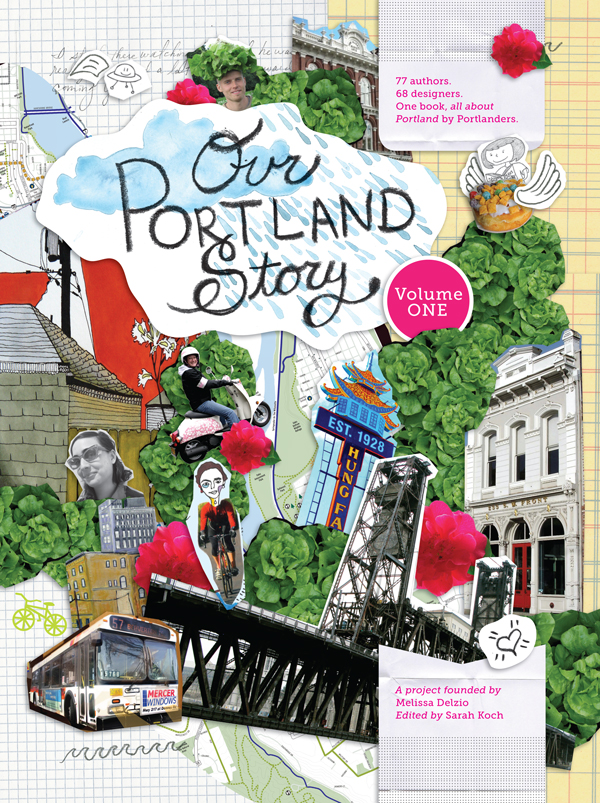 Our Porltand Story cover page